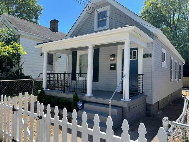 1327 Maryland Avenue, Covington, KY 41011 (MLS #549928) :: Parker Real Estate Group