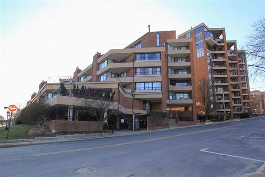 1 Riverside Drive #402, Covington, KY 41011 (MLS #533316) :: Mike Parker Real Estate LLC