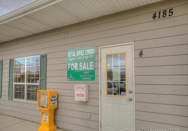 4185 N Montana Ave Unit #4, Helena, MT 59602 (MLS #1301665) :: Loft Real Estate Team