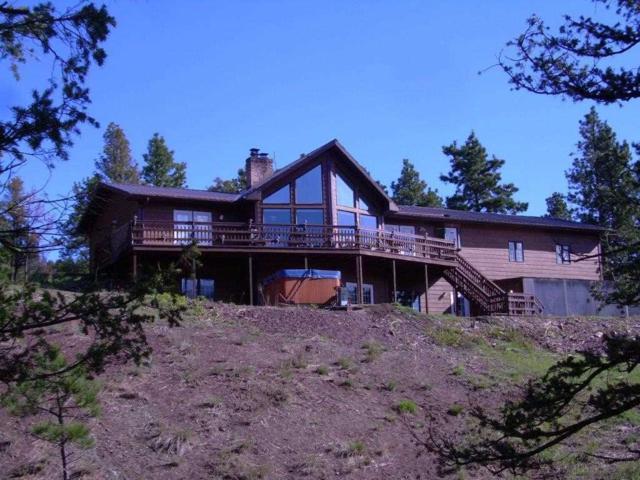 2025 N Lyons Creek Road, Wolf Creek, MT 59648 (MLS #1302421) :: Keith Fank Team