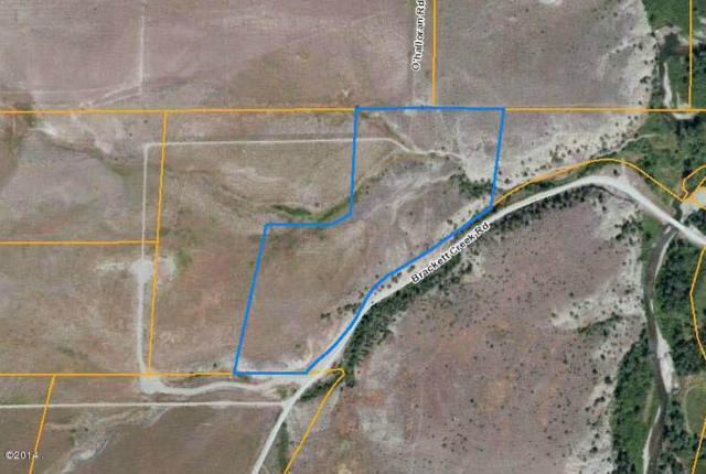 Lot 4 Brackett Creek Road, Clyde Park, MT 59018 (MLS #21702897) :: Andy O Realty Group