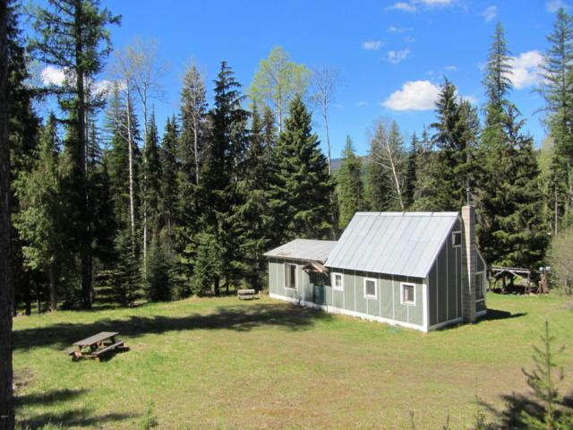 30740 S Fork Yaak Road, Yaak, MT 59935 (MLS #21709640) :: Brett Kelly Group, Performance Real Estate
