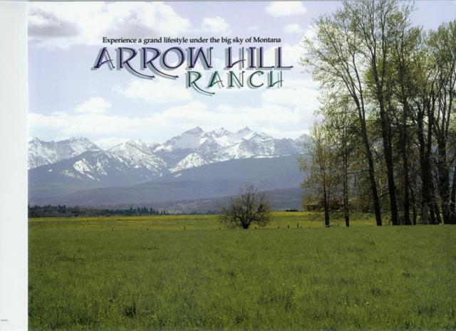 Lot 21 Arrow Hill Ranch, Hamilton, MT 59840 (MLS #21709774) :: Brett Kelly Group, Performance Real Estate