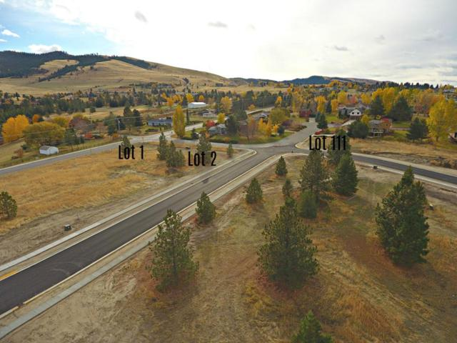 Lot 1 Meriwether Street, Missoula, MT 59803 (MLS #21712793) :: Andy O Realty Group