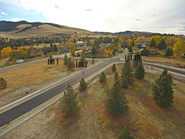 Lot 2 Meriwether Street, Missoula, MT 59803 (MLS #21712796) :: Andy O Realty Group