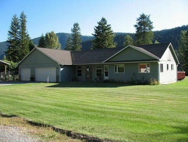 102 River Run Lane, Libby, MT 59923 (MLS #21713290) :: Loft Real Estate Team