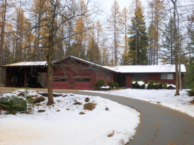 1295 Lion Mountain Drive, Whitefish, MT 59937 (MLS #21713316) :: Loft Real Estate Team