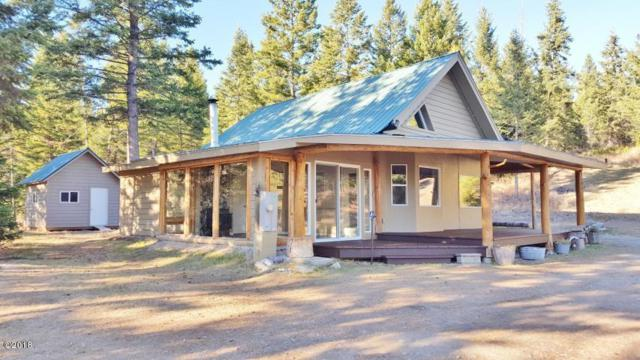 1424 Bierney Creek Road, Lakeside, MT 59922 (MLS #21801053) :: Loft Real Estate Team