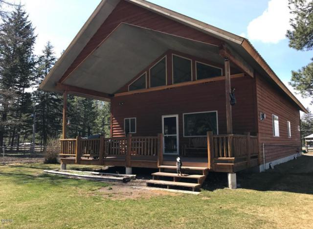 1688 Monte Vista Drive, Columbia Falls, MT 59912 (MLS #21801336) :: Loft Real Estate Team