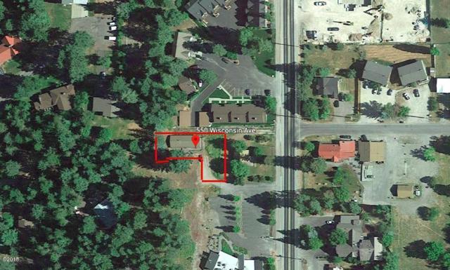 550 Wisconsin Avenue, Whitefish, MT 59937 (MLS #21801454) :: Loft Real Estate Team
