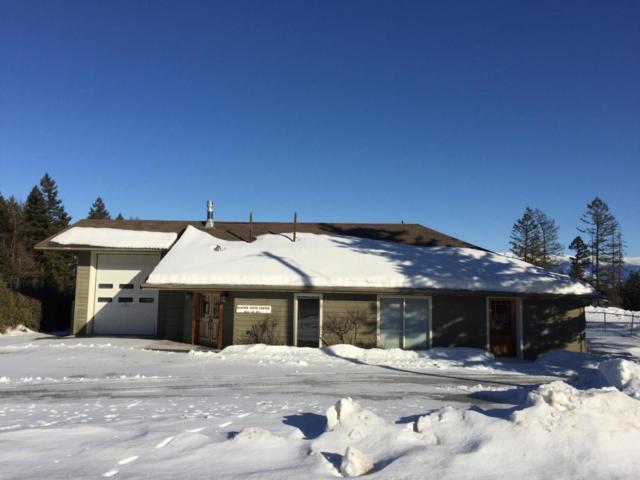 5729 Hwy 93 S, Whitefish, MT 59937 (MLS #21801503) :: Loft Real Estate Team
