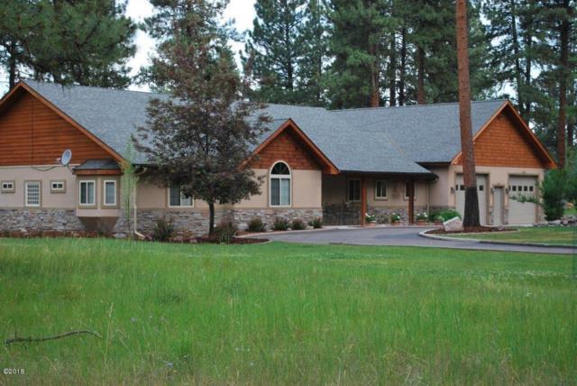 233 Golf View Drive, Seeley Lake, MT 59868 (MLS #21802000) :: Loft Real Estate Team