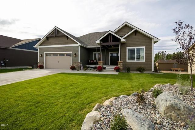142 Lazy Creek Way, Kalispell, MT 59901 (MLS #21802148) :: Loft Real Estate Team