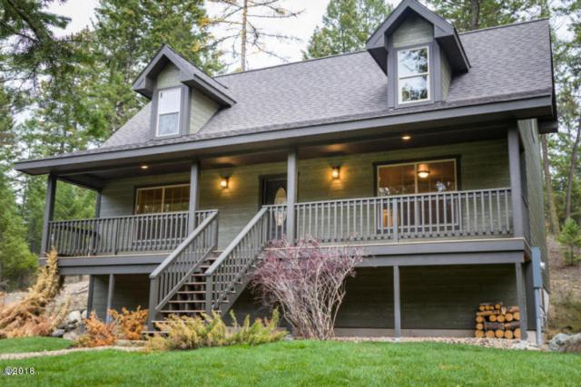 225 Angel Point Road, Lakeside, MT 59922 (MLS #21802236) :: Brett Kelly Group, Performance Real Estate