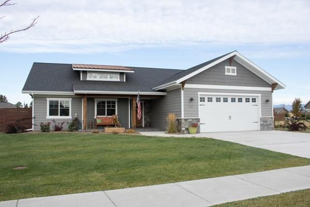 127 Stryker Peak Trail, Kalispell, MT 59901 (MLS #21802752) :: Loft Real Estate Team