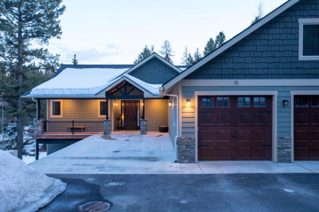 13 Marina Crest Lane, Whitefish, MT 59937 (MLS #21803132) :: Brett Kelly Group, Performance Real Estate