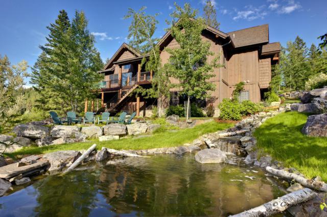 1139 Whispering Rock Road, Bigfork, MT 59911 (MLS #21803489) :: Loft Real Estate Team