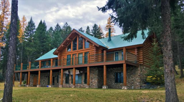 857 Pomeroy Trail, Eureka, MT 59917 (MLS #21803830) :: Loft Real Estate Team