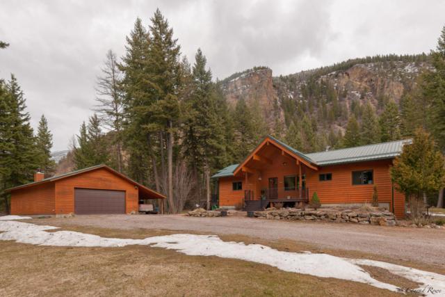 1320 Mooring Meadow Road, Columbia Falls, MT 59912 (MLS #21803833) :: Loft Real Estate Team