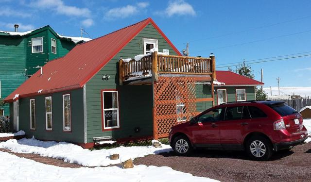 208 Marie Street, East Glacier Park, MT 59434 (MLS #21803956) :: Loft Real Estate Team