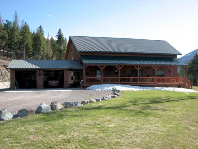 2800 White Tail Ridge, Kila, MT 59920 (MLS #21804142) :: Loft Real Estate Team