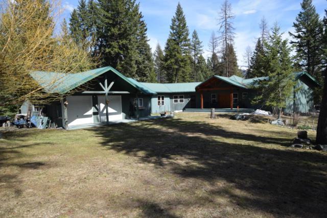 64 Ravens Ridge Road, Eureka, MT 59917 (MLS #21804244) :: Brett Kelly Group, Performance Real Estate