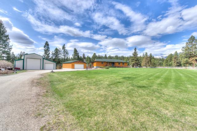 489 Sheafman Creek Road, Hamilton, MT 59840 (MLS #21804465) :: Loft Real Estate Team