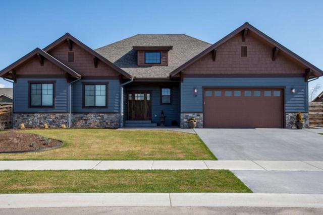 134 E Monture Ridge, Kalispell, MT 59901 (MLS #21805923) :: Brett Kelly Group, Performance Real Estate