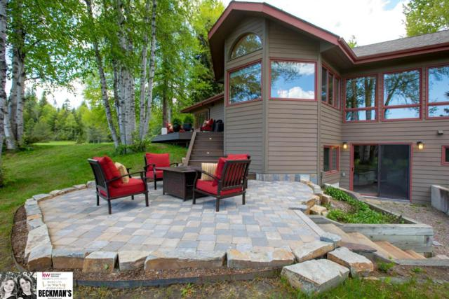 405 Haskill Creek Road, Whitefish, MT 59937 (MLS #21806061) :: Brett Kelly Group, Performance Real Estate