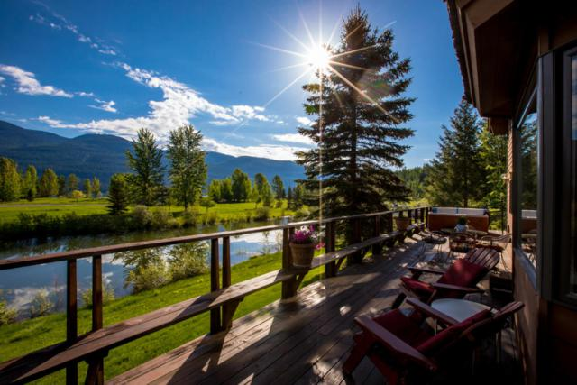 611 Delrey Road, Whitefish, MT 59937 (MLS #21806066) :: Brett Kelly Group, Performance Real Estate