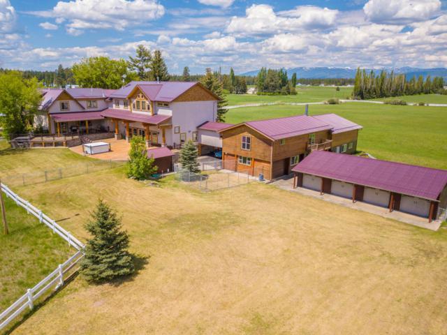 1335 Mooring Road, Columbia Falls, MT 59912 (MLS #21806191) :: Brett Kelly Group, Performance Real Estate