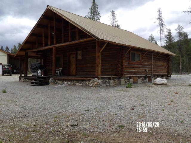 13 Autumn Court, Sula, MT 59871 (MLS #21806207) :: Brett Kelly Group, Performance Real Estate