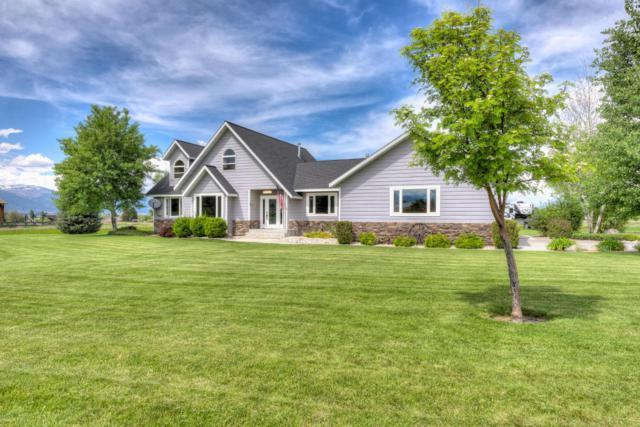584 Willow Crk Road, Corvallis, MT 59828 (MLS #21806972) :: Brett Kelly Group, Performance Real Estate