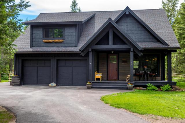140 Timbered Terrace, Whitefish, MT 59937 (MLS #21808169) :: Brett Kelly Group, Performance Real Estate