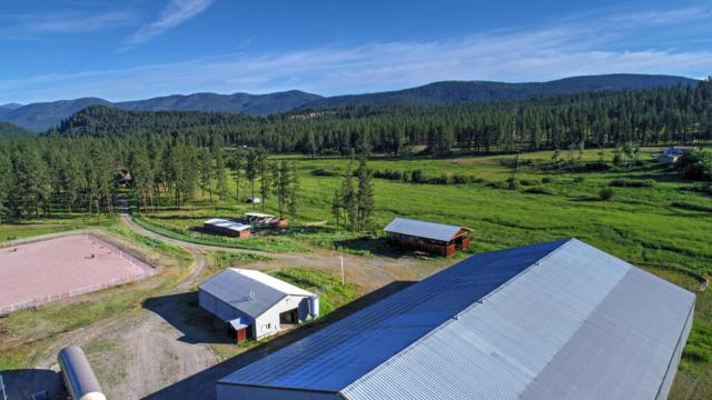 1270 Hole In The Wall Road, Potomac, MT 59823 (MLS #21808391) :: Brett Kelly Group, Performance Real Estate