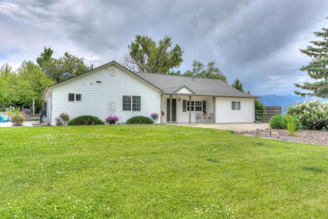 1618 Simpson Lane, Corvallis, MT 59828 (MLS #21808565) :: Loft Real Estate Team