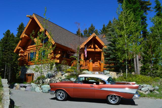 129 Ridge Run Drive, Whitefish, MT 59937 (MLS #21808938) :: Loft Real Estate Team