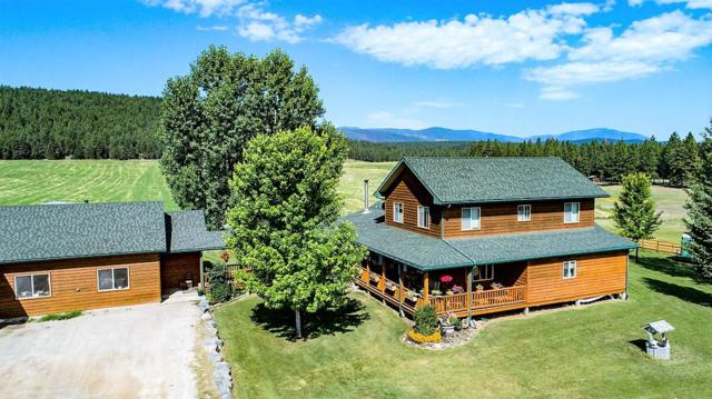 5677 W Kootenai Road, Rexford, MT 59930 (MLS #21809372) :: Loft Real Estate Team