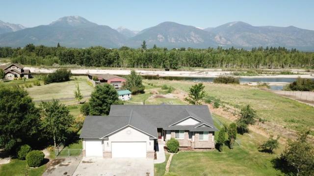 134 Edge Drive, Stevensville, MT 59870 (MLS #21809393) :: Brett Kelly Group, Performance Real Estate