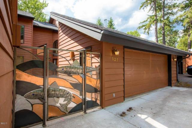 127 Bay Point Drive, Whitefish, MT 59937 (MLS #21809621) :: Loft Real Estate Team