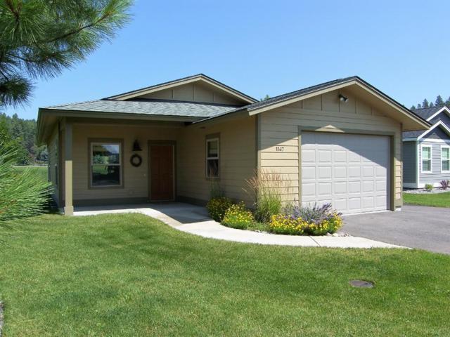 1147 Boat Club Drive, Bigfork, MT 59911 (MLS #21809819) :: Loft Real Estate Team
