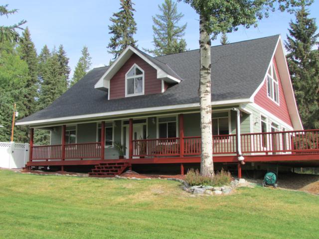 2245 Browns Meadow Road, Kila, MT 59920 (MLS #21811274) :: Brett Kelly Group, Performance Real Estate