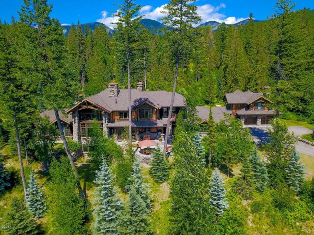 100 Huckleberry Lane, Whitefish, MT 59937 (MLS #21811920) :: Loft Real Estate Team