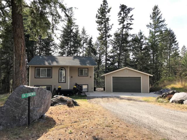 134 Ledgewood Drive, Bigfork, MT 59911 (MLS #21812011) :: Loft Real Estate Team