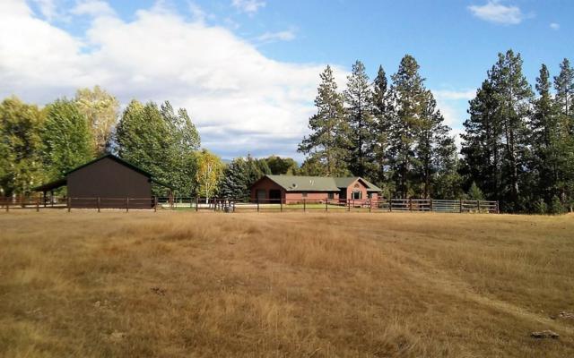 3816 Salish Trail, Stevensville, MT 59870 (MLS #21812224) :: Loft Real Estate Team