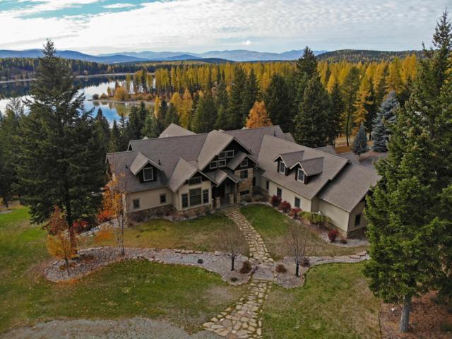 5868 Sinclair Creek Road, Eureka, MT 59917 (MLS #21812826) :: Loft Real Estate Team