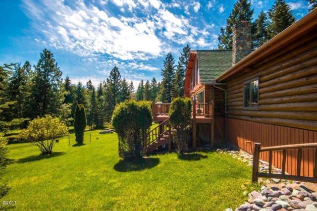 375 Political Hill Road, Lakeside, MT 59922 (MLS #21812978) :: Loft Real Estate Team