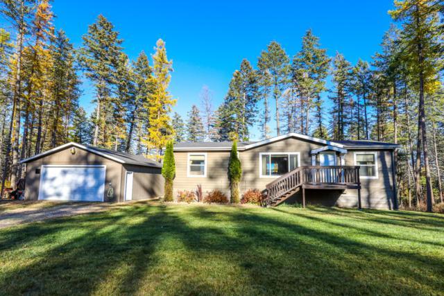 267 Goat Trail, Whitefish, MT 59937 (MLS #21812982) :: Loft Real Estate Team