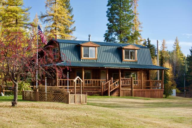 1714 Barnaby Lake Road, Eureka, MT 59917 (MLS #21813007) :: Loft Real Estate Team