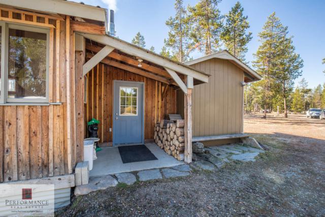 957 Badger Hollow Trail, Marion, MT 59925 (MLS #21813010) :: Brett Kelly Group, Performance Real Estate